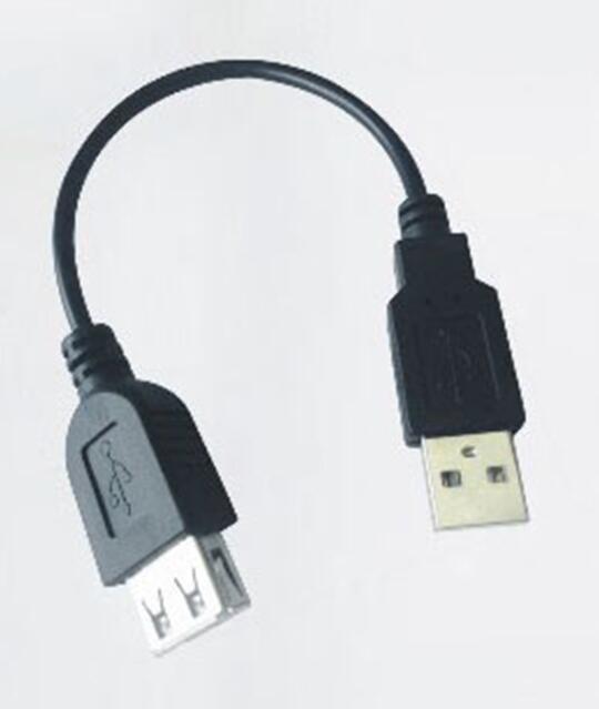 USB AM TO AF转接线