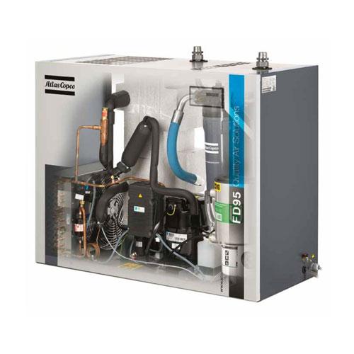 阿特拉斯冷冻式压缩空气干燥剂