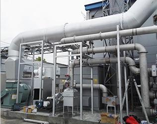 VOC废气收集净化通风工程