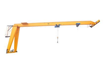 电动葫芦半门式起重机