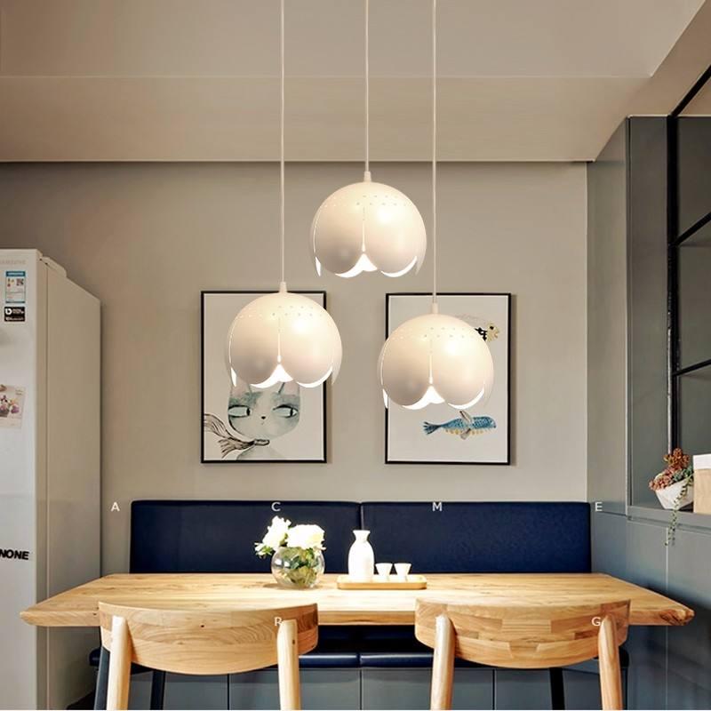 餐厅灯饰搭配小技巧,你学会了吗?