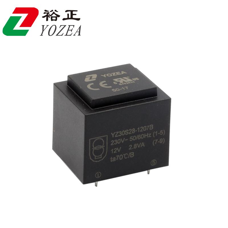 EI30/23, 2.8VA 12.5v step-down ac chinese transformer