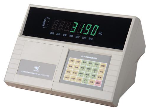 称重仪表XK3190-DS3q1