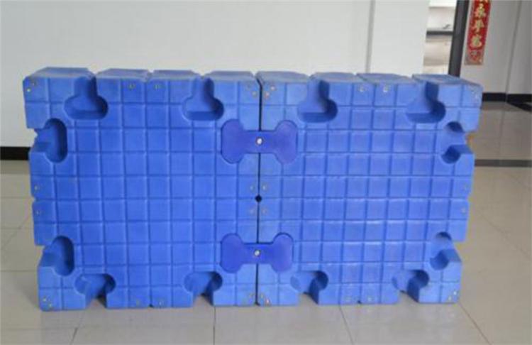 景区水上平台浮箱
