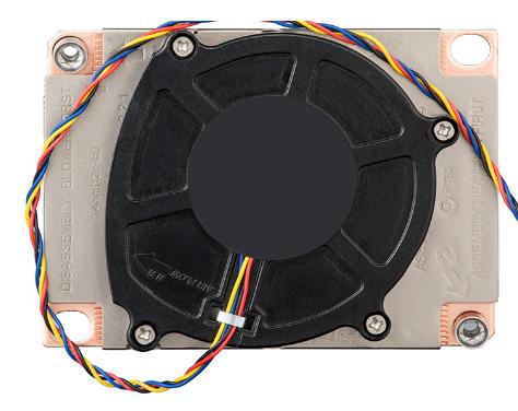 1U-3647均熱板+銅FIN焊接