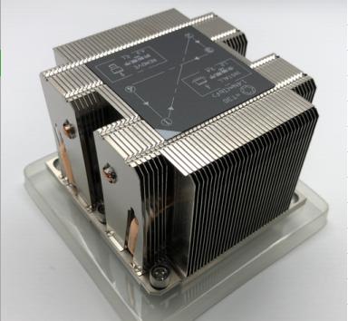 2U-3647被動正方形4熱管