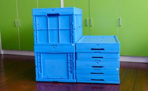 折叠箱节约空间图