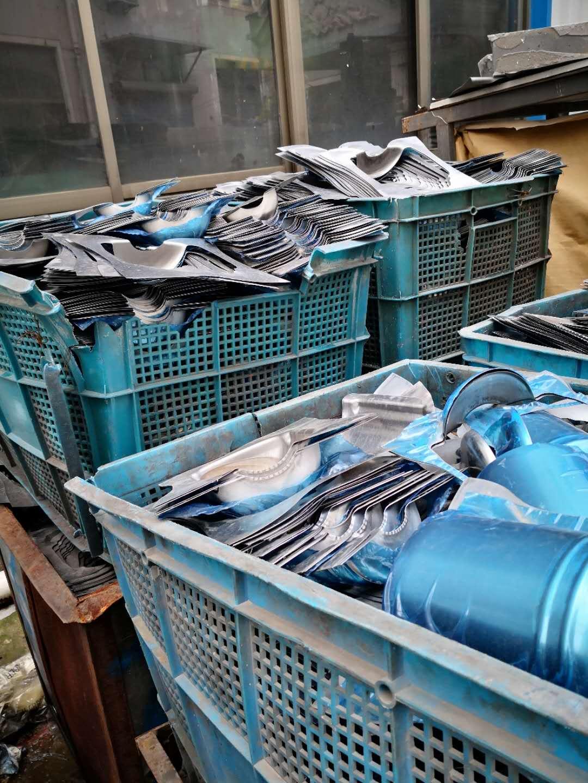冷轧废铁回收