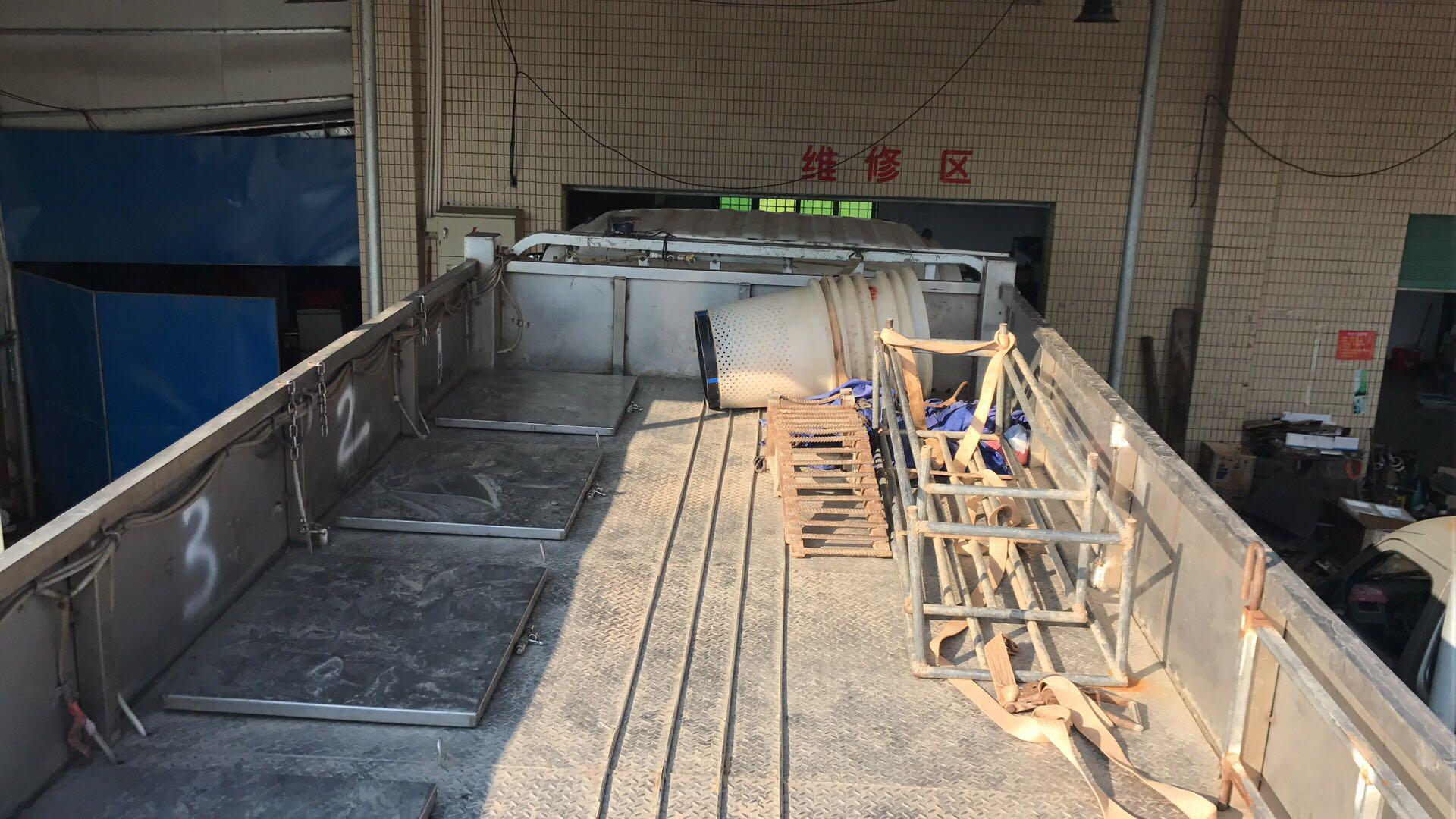 海鲜冷藏车车厢304不锈钢回收等离子切割回收处理