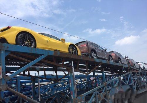 深圳托运小轿车