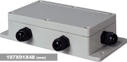 塑料模拟接线盒