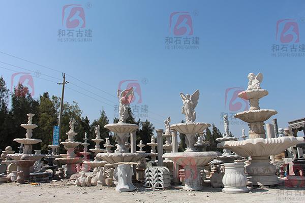 福建石雕喷水池价格
