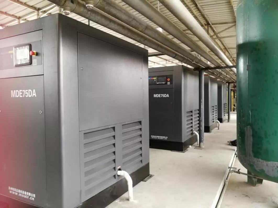 双级双驱空压机存量市场节能置换的运用,一起来了解一下!