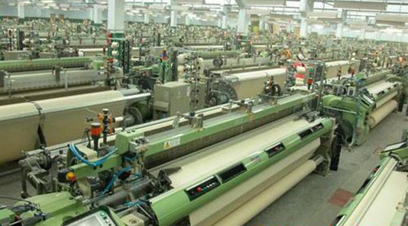 纺织行业空压机运用