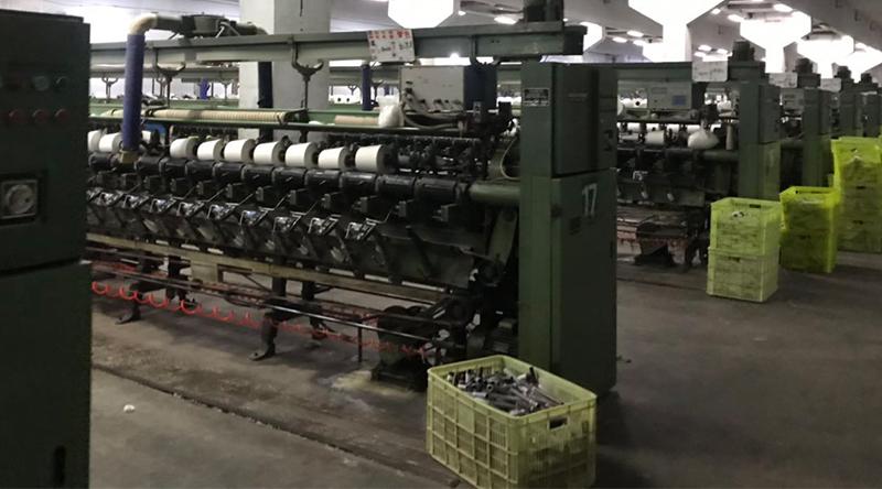 纺织行业的空压机运用
