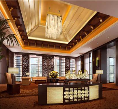 中式酒店的设计需要考虑的因素