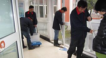 学校、幼儿园对安众达地面防滑服务的评价