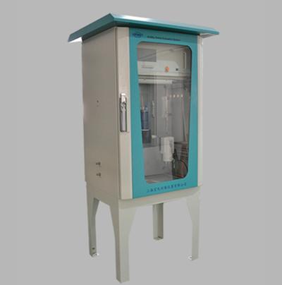 常熟三爱富中昊化工在线气体酸度监测装置