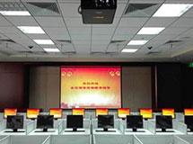 山东电力培训中心案例