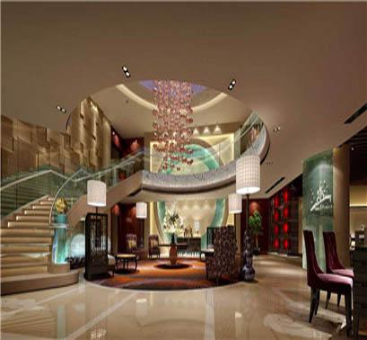 酒店大堂如何设计?