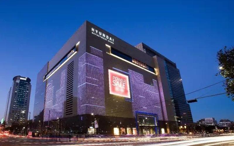 超赞的国外购物中心导视系统设计,值得借鉴!-美际线商业设计有限公司