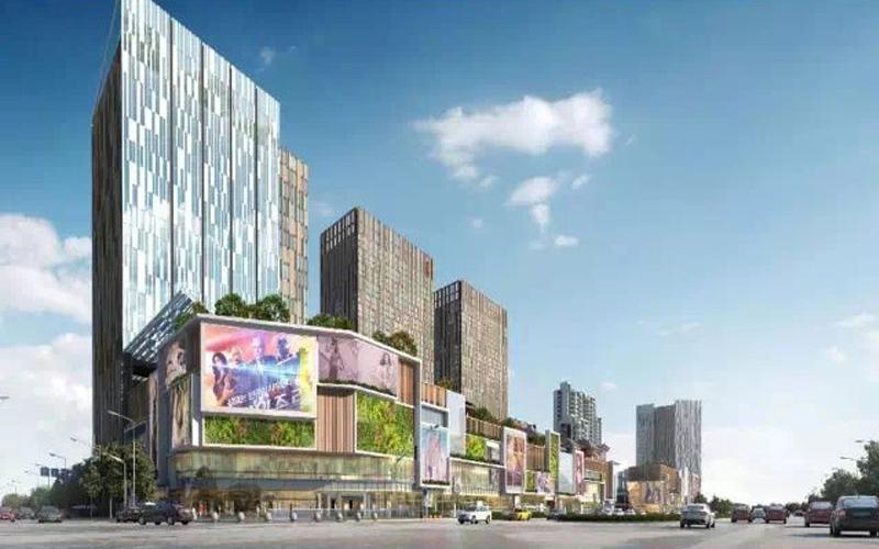 城市综合体不断变革,第五代体验式该如何打造?-美际线商业设计有限公司