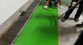 环氧砂浆防滑地坪简介