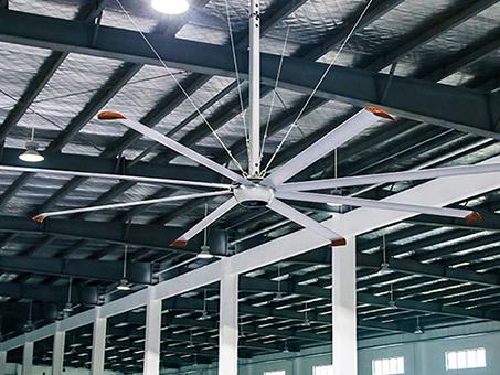 工業大風扇里的HVLS是什么意思?