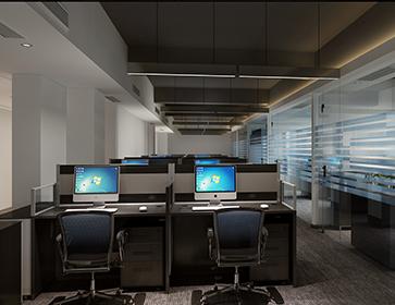 辦公室裝修隔斷選擇什么材料比較好?