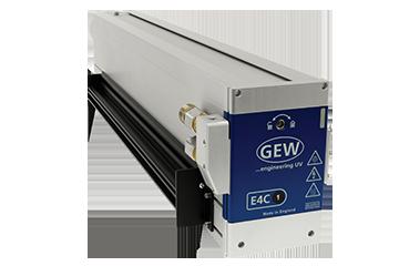 GEW E4C UV 固化系统