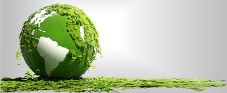垃圾分类——爱护环境 设计在行动