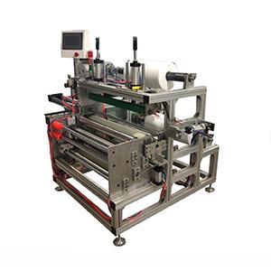 热封熔接滤芯卷绕机
