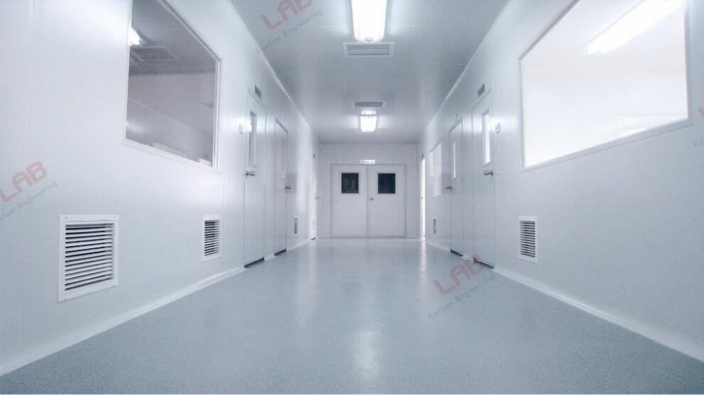 恒溫恒濕室設計施工