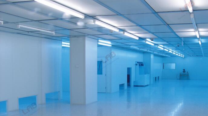 微生物實驗室裝修設計