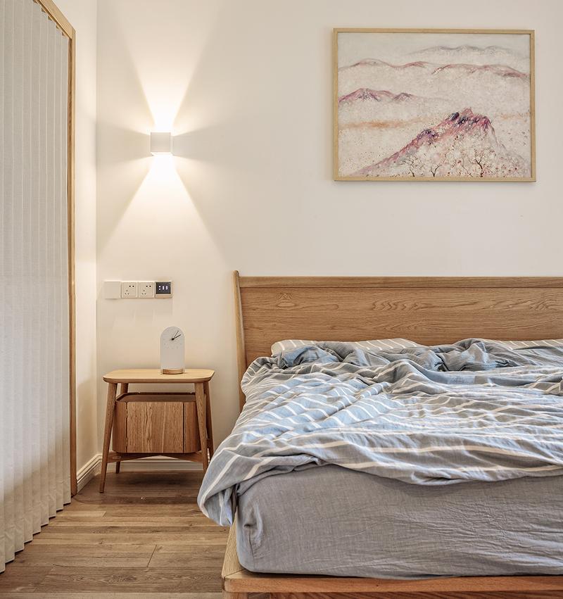 日式风格-卧室