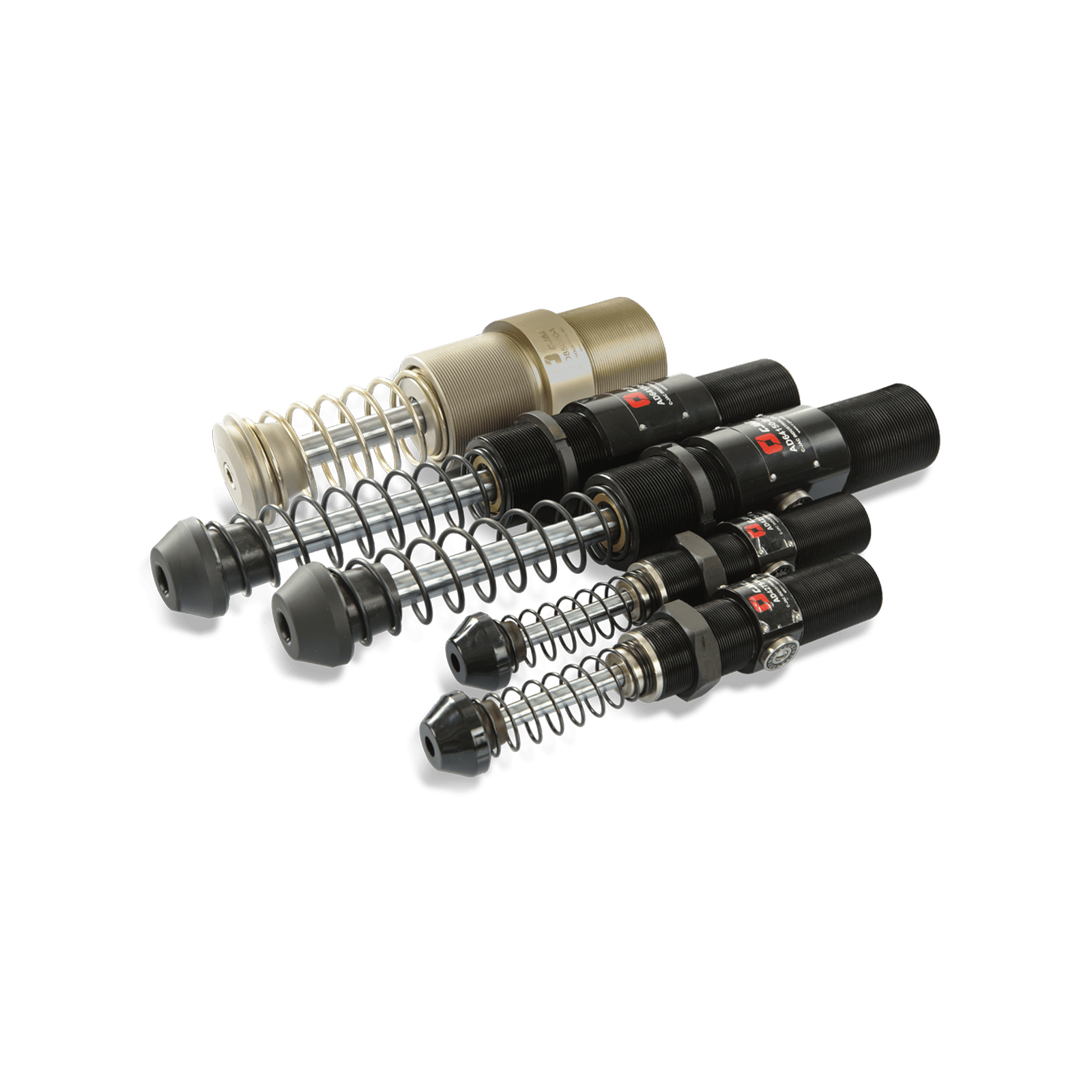 AD-W系列油压缓冲器