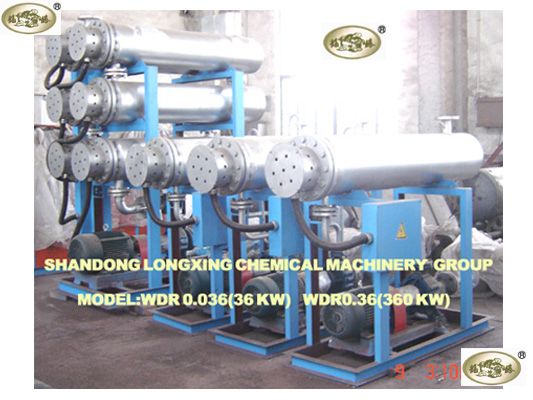 36KW &360KW Thermal Oil Heater