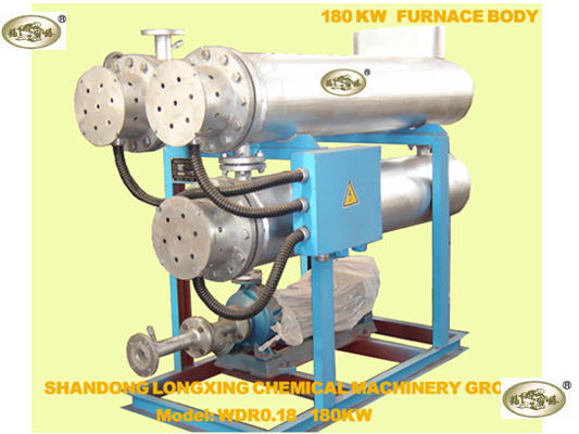 180KW Electrical Thermal Oil Heater
