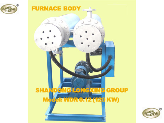 Electrical Thermal Oil Heater
