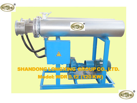 120KW Electrical Thermal Oil Heater