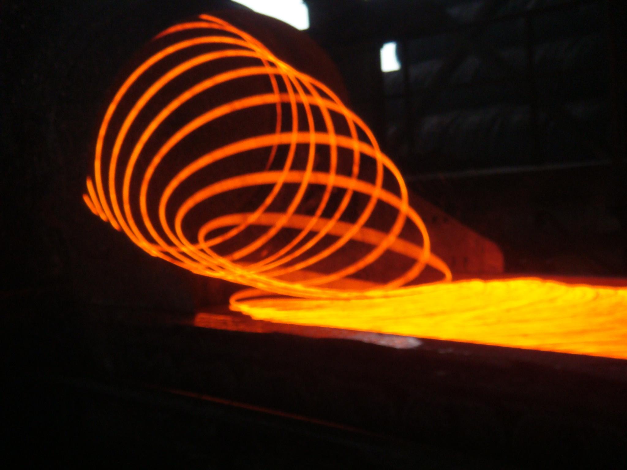 欧普士红外技术测量金属温度