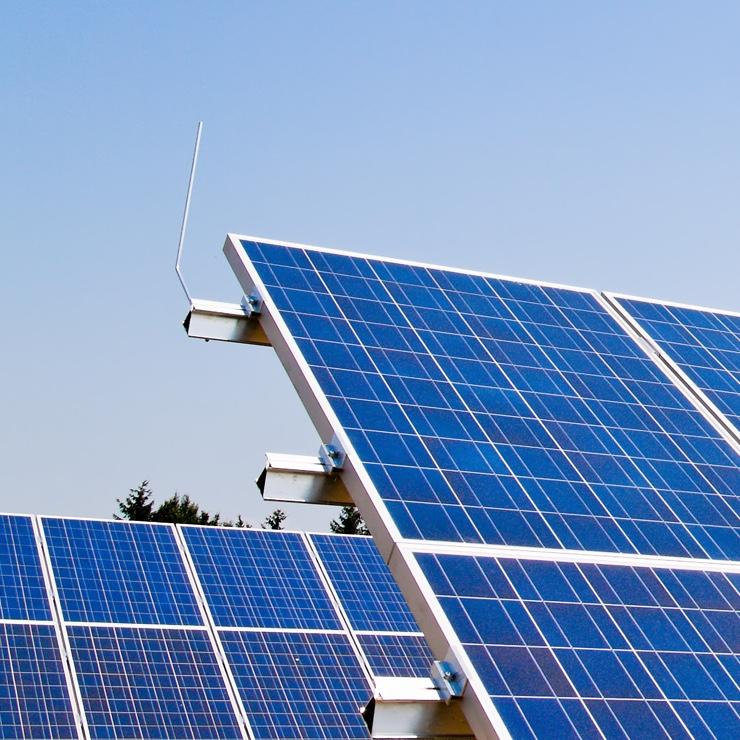 太阳能电池和半导体的温度监测