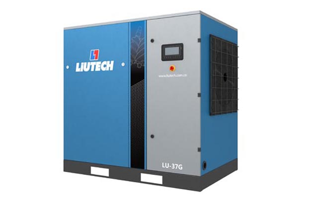 LIUTECH系列高效定频螺杆空压机