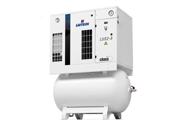 LIUTECH无油涡旋空压机