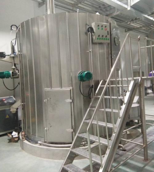 固态发酵设备发酵制曲机
