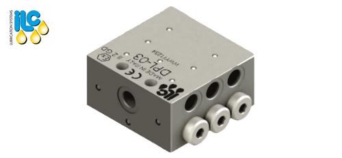 DPL distribution valve
