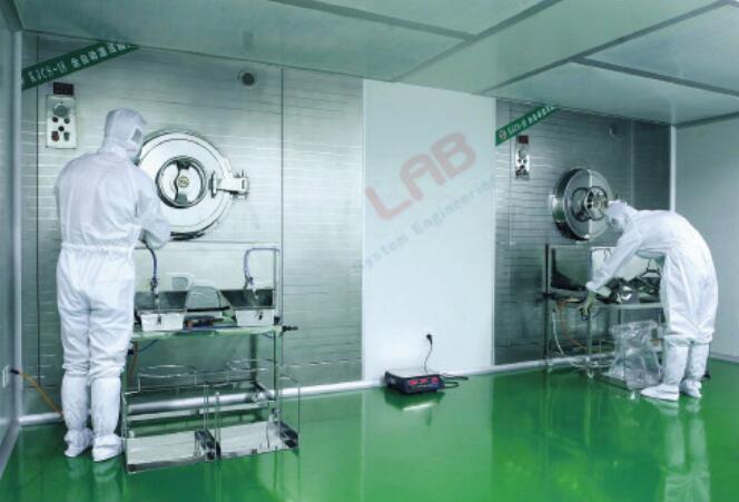 微生物潔凈室