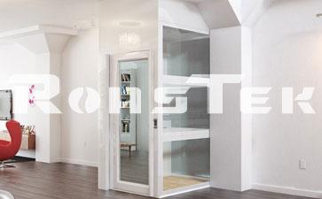 带你认识什么是家用别墅电梯