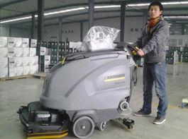 青藏铁路公司西宁站购置洗地机
