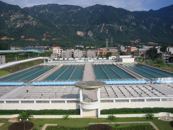 城市自来水厂深度处理项目